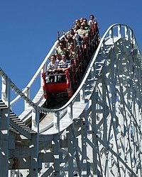 Image used under a Collective Commons License from: https://en.wikipedia.org/wiki/Roller_coaster