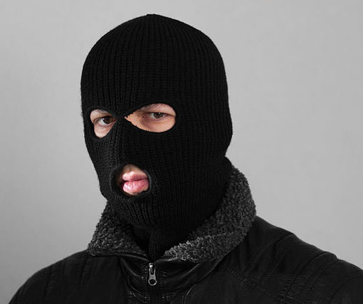 Image used under a Collective Commons License from: https://commons.wikimedia.org/wiki/File:Balaclava_3_hole_black.jpg