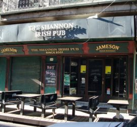 Image used under a Collective Commons License from: https://en.wikipedia.org/wiki/File:The_Shannon_Irish_Pub.jpg